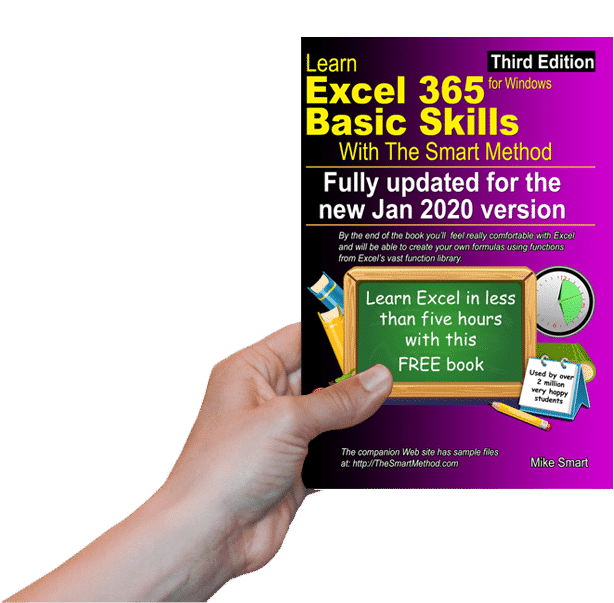 Learn Excel Free book